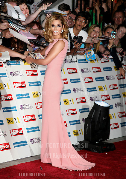 Cheryl Cole arriving for the 2011 Pride Of Britain Awards, at the Grosvenor House Hotel, London. 04/10/2011 Picture by: Alexandra Glen / Featureflash