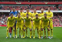 Olympique Lyonnais v Villarreal - 26/07/2015