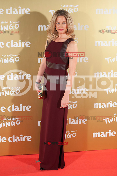 Belen Domeq attends Marie Claire´s XII Fashion Prix ceremony in Madrid, Spain. November 19, 2014. (ALTERPHOTOS/Victor Blanco)