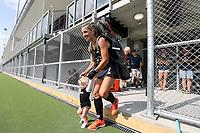 Gemma and Charlotte  McCaw during the Pro League Hockey match between the Blacksticks Women and Belgium, National Hockey Arena, Auckland, New Zealand, Sunday 2 February 2020. Photo: Simon Watts/www.bwmedia.co.nz