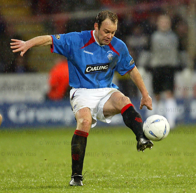 Christian Nerlinger, Rangers.pic willie vass