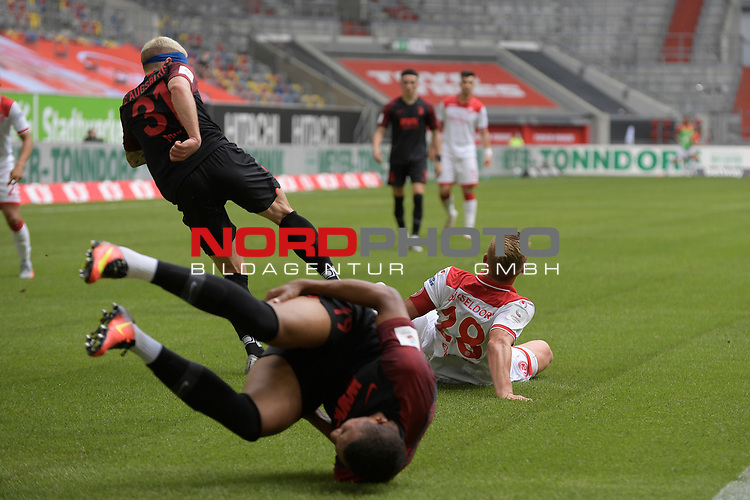 Drunzer und drueber-Raphael FRAMBERGER (FC Augsburg),<br />