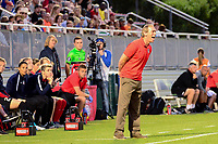 Boyds, MD - Saturday June 03, 2017:  Jim Gabarra during a regular season National Women's Soccer League (NWSL) match between the Washington Spirit and the Houston Dash at Maureen Hendricks Field, Maryland SoccerPlex
