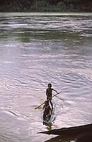 Oceania,Papua New Guinea, Septik river