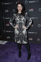 09 September 2018 - Beverly Hills, California - Sera Gamble. &quot;You&quot; at The Paley Center For Media's 2018 PaleyFest Fall TV Previews held at The Paley Center for Media . <br /> CAP/ADM/PMA<br /> &copy;PMA/ADM/Capital Pictures