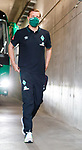 Florian Kohfeldt (SV Werder Bremen) kommt am Stadion an, <br /> <br /> Sport: Fussball: 1. Bundesliga:: nphgm001:  Saison 19/20: 33. Spieltag: 1. FSV Mainz 05 vs SV Werder Bremen 20.06.2020<br /> Foto: Neis/Eibner/Pool/via gumzmedia/nordphoto<br /><br />DFB regulations prohibit any use of photographs as image sequences and/or quasi-video.<br />Editorial Use ONLY<br />National and International News Agencies OUT<br />  DFL REGULATIONS PROHIBIT ANY USE OF PHOTOGRAPHS AS IMAGE SEQUENCES AND OR QUASI VIDEO<br /> EDITORIAL USE ONLY<br /> NATIONAL AND INTERNATIONAL NEWS AGENCIES OUT