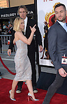 Dax Shepard and Kristen Bell at the The Universal Pictures' World Premiere of The Boss held at The Regency Village Theatre  in Westwood, California on March 28,2016                                                                               ©2016 Hollywood Press Agency