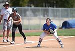 The Western Nevada College Wildcats play in a preseason softball game against Shasta College in Reno, Nev., on Saturday, Sept. 20, 2014.<br /> Photo by Cathleen Allison