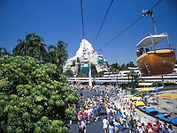 Disneyland in Anaheim California