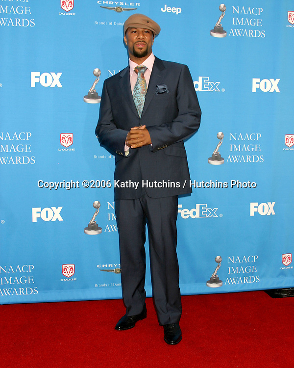 Common.37th NAACP Image Awards.Shrine Auditorium.Los Angeles, CA.February 25, 2006.©2006 Kathy Hutchins / Hutchins Photo....