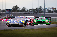 26-29 January, 2017, Daytona Beach, Florida USA<br /> 69, Ford, Ford GT, GTLM, Andy Priaulx, Harry Tincknell, Tony Kanaan<br /> ©2017, Barry Cantrell<br /> LAT Photo USA