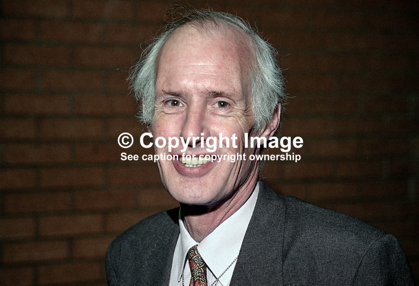 Tony Newton, MP, UK, Conservative Party, 199610331..Copyright Image from Victor Patterson, 54 Dorchester Park, Belfast, UK, BT9 6RJ..Tel: +44 28 9066 1296.Mob: +44 7802 353836.Voicemail +44 20 8816 7153.Skype: victorpattersonbelfast.Email: victorpatterson@me.com.Email: victorpatterson@ireland.com (back-up)..IMPORTANT: If you wish to use this image or any other of my images please go to www.victorpatterson.com and click on the Terms & Conditions. Then contact me by email or phone with the reference number(s) of the image(s) concerned.