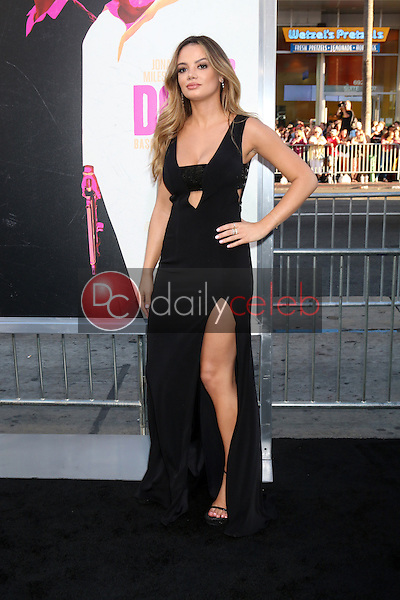 Keleigh Sperry<br /> at the &quot;War Dogs&quot; Premiere, TCL Chinese Theater IMAX, Hollywood, CA 08-15-16<br /> David Edwards/DailyCeleb.com 818-249-4998
