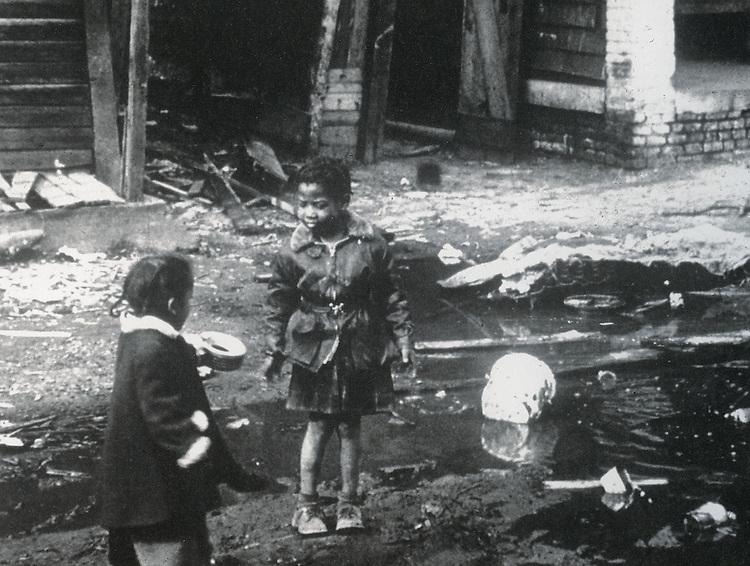 UNDATED..Historical...Slum Conditions...NEG#.NRHA#..