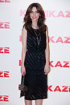 """Spanish Actress Leticia Dolera attend the photocell of the movie """"KAMIKAZE"""" in Madrid, Spain. March 27, 2014. (ALTERPHOTOS/Carlos Dafonte)"""