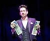 THE ILLUSIONISTS - WITNESS THE IMPOSSIBLE<br /> Conceived by Simon Painter at the Shaftesbury Theatre, London, Great Britain <br /> Press photocall <br /> 13th November 2015 <br /> <br /> <br /> Jamie Raven - The Magician <br /> <br /> <br /> Photograph by Elliott Franks <br /> Image licensed to Elliott Franks Photography Services
