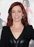Carrie Preston attends The Los Angeles Premiere for the third season of HBO's series VEEP held at Paramount Studios in Hollywood, California on March 24,2014                                                                               © 2014 Hollywood Press Agency