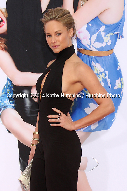 """LOS ANGELES - APR 21:  Alyshia Ochse at the """"The Other Woman"""" Premiere at Village Theater on April 21, 2014 in Westwood, CA"""