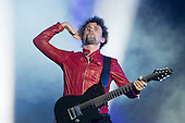 Sep 14, 2013: MUSE - Rock in Rio Day 2