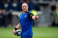 Jack Wilson of Bath Rugby looks on during the pre-match warm-up. Pre-season friendly match, between Edinburgh Rugby and Bath Rugby on August 17, 2018 at Meggetland Sports Complex in Edinburgh, Scotland. Photo by: Patrick Khachfe / Onside Images