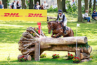 NZL-Andrew Nicholson rides Teseo during the Cross Country for the CCI4* - Presented by DHL, at the 2017 Luhmühlen International Horse Trial. Saturday 17 June. Copyright Photo: Libby Law Photography