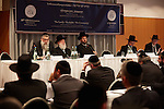 10.11.2013, Berlin. Hotel Holiday Inn West. Eröffnung der Conference of European Rabbis (CER)