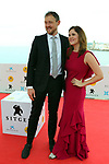 52 FESTIVAL INTERNACIONAL DE CINEMA FANTASTIC DE CATALUNYA. SITGES 2019.<br /> The Cleaning Hour-Photocall.<br /> Damien LeVeck  & Natalie LeVeck.