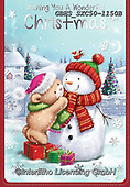 John, CHRISTMAS ANIMALS, WEIHNACHTEN TIERE, NAVIDAD ANIMALES, paintings+++++,GBHSSXC50-1150B,#XA#