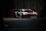 Edoardo Mortara races the Macau GT Cup during the 61st Macau Grand Prix on November 14, 2014 at Macau street circuit in Macau, China. Photo by Aitor Alcalde / Power Sport Images