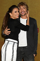 LOS ANGELES - FEB 5:  Eva Longoria, Ken Paves at the Disney ABC Television Winter Press Tour Photo Call at the Langham Huntington Hotel on February 5, 2019 in Pasadena, CA.<br /> CAP/MPI/DE<br /> ©DE//MPI/Capital Pictures