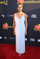 """11 July 2017 - Hollywood, California - Monique Coleman. Disney's """"Descendants 2"""" Los Angeles Premiere held at the ArcLight Cinerama Dome in Hollywood. Photo Credit: Birdie Thompson/AdMedia"""