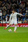 Real Madrid´s Lucas Silva during 2014-15 La Liga match between Real Madrid and Levante UD at Santiago Bernabeu stadium in Madrid, Spain. March 15, 2015. (ALTERPHOTOS/Luis Fernandez)