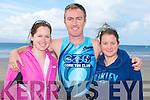 RACE: Enjoying the Enable Ireland Kerryhead Triathlon at Ballyheigue on Saturday l-r: Jane O'Connell, Brian O'Toole and Carrol Hodgeins.