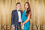 Attending the Castleisland Community College Debs at the Earl of Desmond Hotel on Friday night were Oisin Forde and Hannah O'Connor