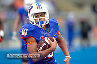 2015 Boise State football Blue and Orange Game
