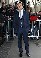 Jason Gardiner arriving for the TRIC Awards 2014, at Grosvenor House Hotel, London. 11/03/2014 Picture by: Alexandra Glen / Featureflash