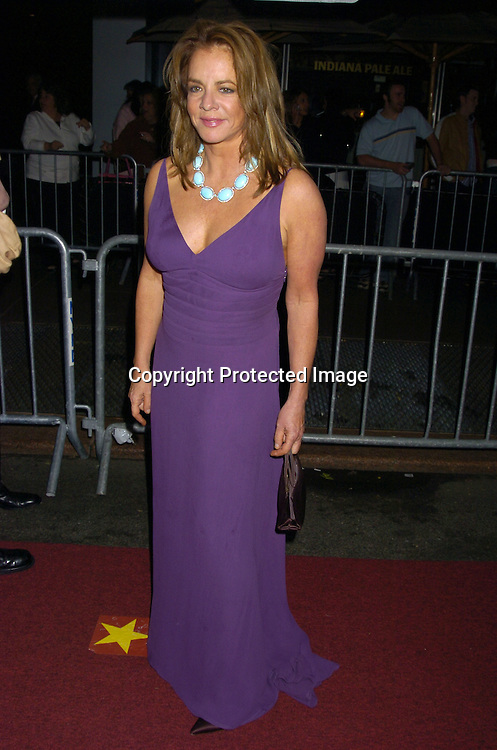 Stockard Channing..at The 32nd Annual Daytime Emmy Awards Press Room ..at Radio City Music Hall on May 20, 2005...Photo by Robin Platzer, Twin Images