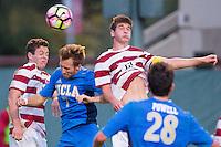 Stanford Soccer M vs UCLA, October 16, 2016