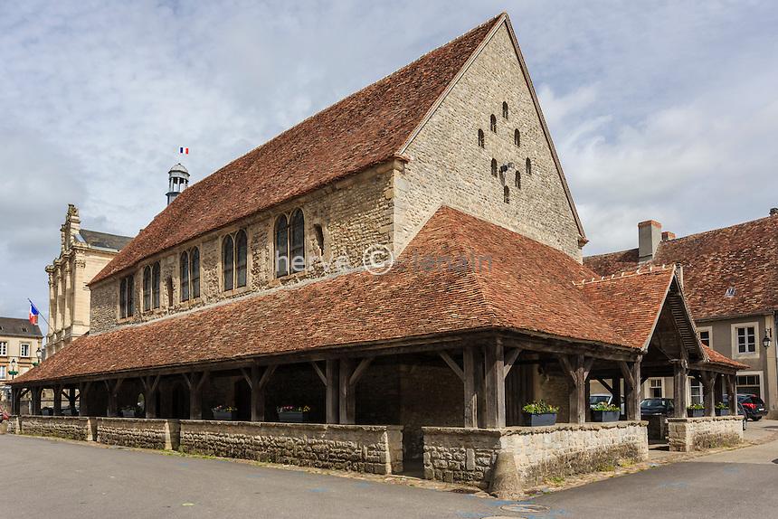 France, Orne (61), Sées, bâtiment du chapitre dit chapelle canoniale // France, Orne, Sees, building chapter or canonical chapel