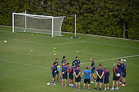 USMNT Training, Sao Paulo FC, Saturday, June 28, 2014