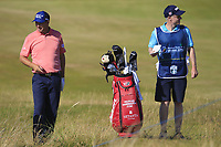 Padraig Harrington (IRL) on the 1st during the Pro-Am of the Irish Open at Ballyliffin Golf Club, Donegal on Wednesday 4th July 2018.<br /> Picture:  Thos Caffrey / Golffile