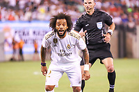 East Rutherford (EUA), 26/07/2019 - Amistoso Internacional / Real Madrid x Atlético de Madrid -  Marcelo do  Real  Madrid durante partida contra o Atlético Madrid jogo válido pela International Champions Cup no MetLife Stadium em East Rutherford nos Estados Unidos na noite desta sexta-feira, 26. (Foto: William Volcov/Brazil Photo Press/Agencia O Globo) Esportes