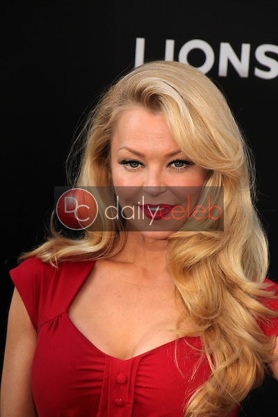 Charlotte Ross<br /> at &quot;The Expendables 3&quot; Los Angeles Premiere, TCL Chinese Theater, Hollywood, CA 08-11-14<br /> David Edwards/Dailyceleb.com 818-249-4998