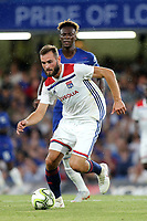 Lucas Tousart of Lyon in action during Chelsea vs Lyon, International Champions Cup Football at Stamford Bridge on 7th August 2018