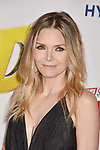 HOLLYWOOD, CA - JUNE 25: Michelle Pfeiffer arrives at the Premiere Of Disney And Marvel's 'Ant-Man And The Wasp' at the El Capitan Theatre on June 25, 2018 in Hollywood, California.