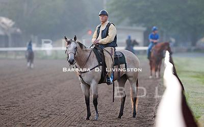 Saratoga Race Course - July 2013