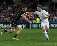 Rugby World Cup Auckland England v Scotland  Pool B 01/10/2011. Ben Foden  (England)  .Photo  Frey Fotosports International/AMN Images