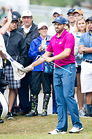 Sergio Garcia (ESP) on the 6th during the 3rd round at the WGC Dell Technologies Matchplay championship, Austin Country Club, Austin, Texas, USA. 24/03/2017.<br /> Picture: Golffile | Fran Caffrey<br /> <br /> <br /> All photo usage must carry mandatory copyright credit (&copy; Golffile | Fran Caffrey)