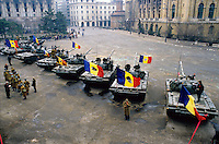 Romania: Revolution of 1989