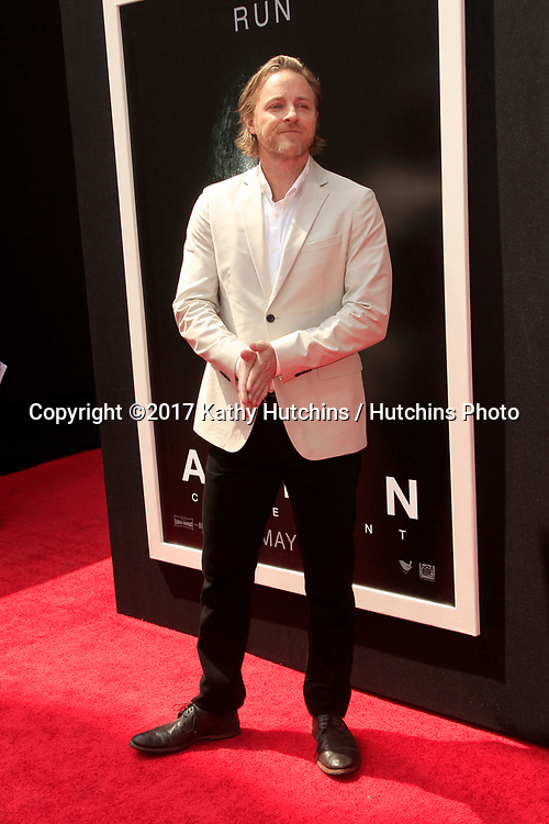LOS ANGELES - MAY 17:  Nathaniel Dean at the Ridley Scott Hand and Foot Print Ceremony at the TCL Chinese Theater on May 17, 2017 in Los Angeles, CA